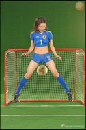 soccer girl japan