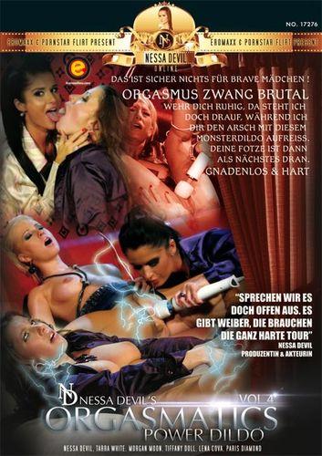 Nessa Devils Orgasmatics Power Dildo Vol 4 XXX DVDRip XviD-CHiKANi
