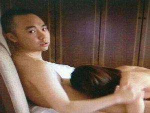 Maggie Wu topless pic