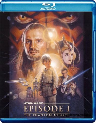 Star Wars: Episode I – The Phantom Menace (1999) BRRip 720p Dual Audio Hindi Dubbed