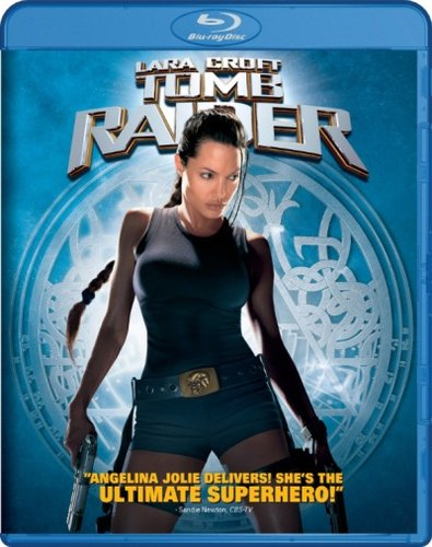 Lara Croft: Tomb Raider (2001) BRRip Dual Audio Hindi Dubbed 300MB