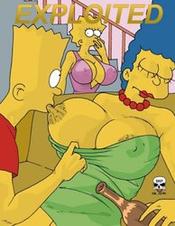 Marge Exploited [complete]